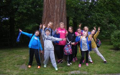 Year 6 Gibside Transition Day