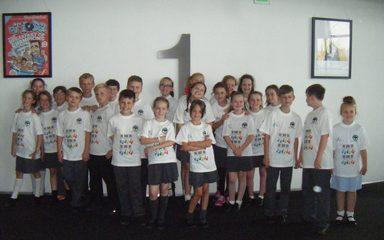 Choir sing at the Sage!