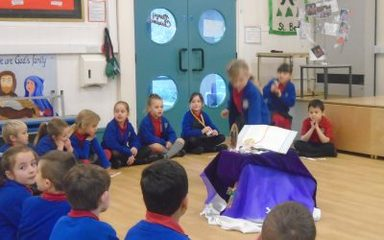 Class 3 Giving Liturgy
