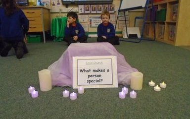 Special People Liturgy