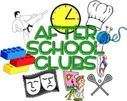 After School Spring Timetable