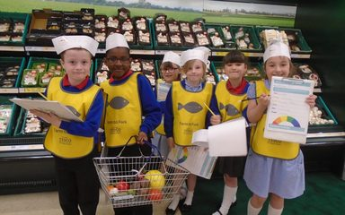 Farm to Fork with Class 3