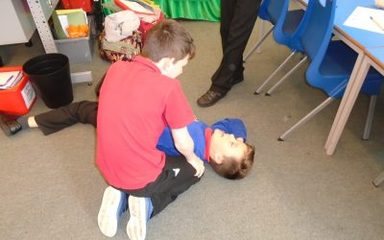 First Aid for Year 6