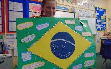 Brilliant Brazil!