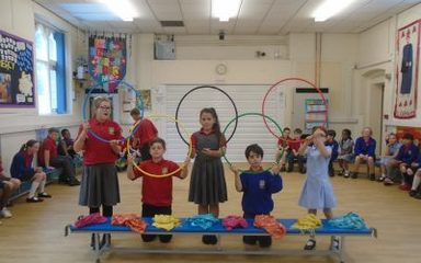 Play in a Day with Class 4
