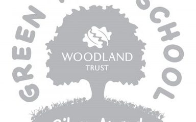 Woodland Trust Silver Eco Award!