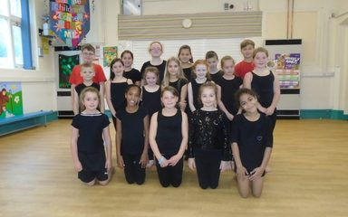 Spirited Arts Competition