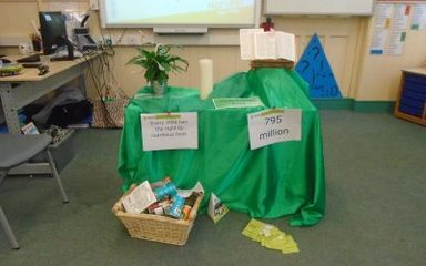 Year 6 Harvest Fast Liturgy