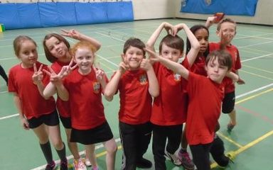 Indoor Athletics Year 5