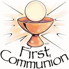 First Holy Communion Liturgy
