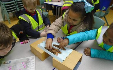 Year 1 Building Bridges