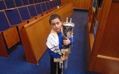Class 3 Synagogue Visit