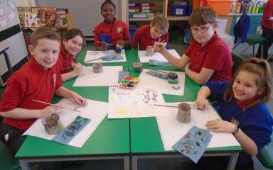 Mayans in Class 5