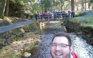Class 4 at Cragside House