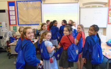 Mini Vinnies Backpack Appeal