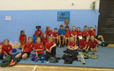 Key Stage 2 Sports Day