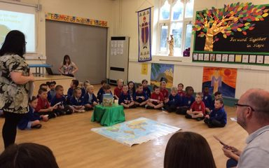 Reception Liturgy