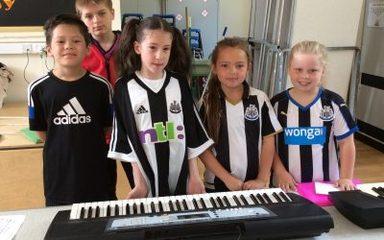 Keyboard Recital