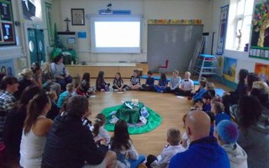 Family Liturgy Class 4