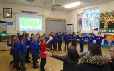 Year 1 Belonging Liturgy