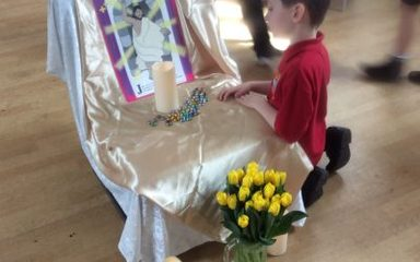 Lenten Prayer Stations