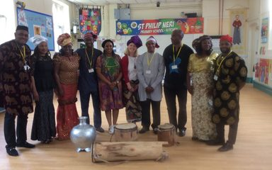 Africa Day!