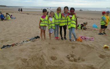 Class 2 Beach Combers