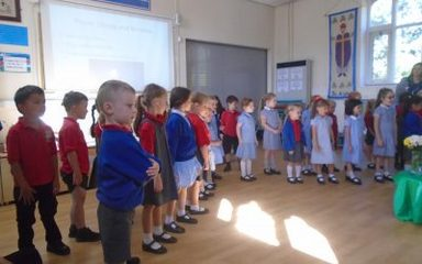 Reception Celebration Liturgy