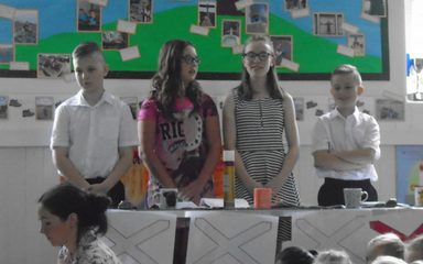 Year 6 Leavers Show