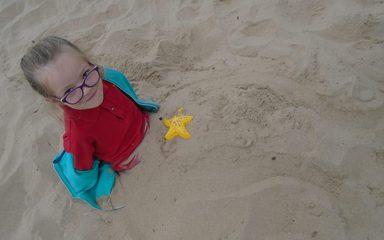 Year 1 Beach Trip