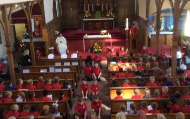 Leavers Mass 2018