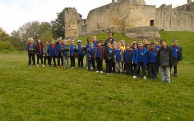 Exploring Castles in Class 2!
