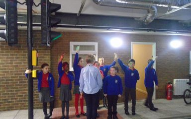 Year 6 at Safety Works