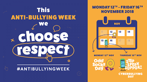 Anti – Bullying Week
