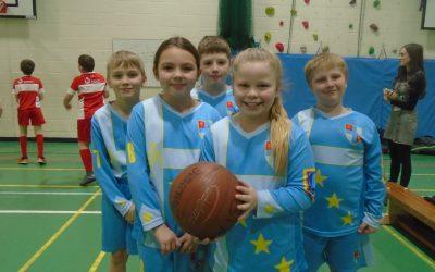 Year 5/6 Basketball Tournament