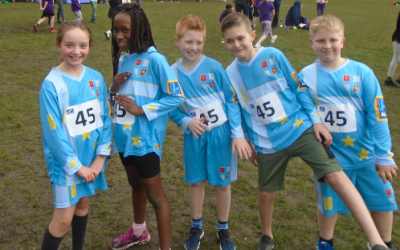 KS2 Gateshead Cross Country 2019