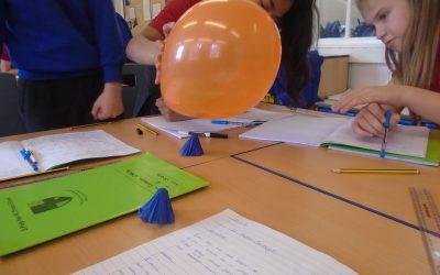 Science Week in Year 6