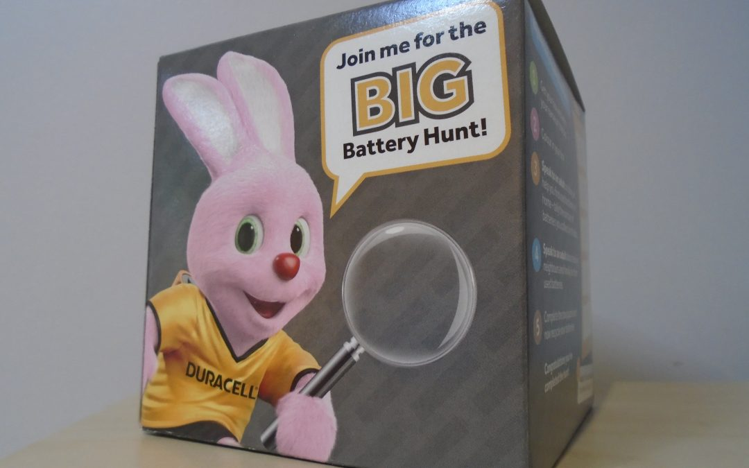 Join the Big Battery Hunt 2019!