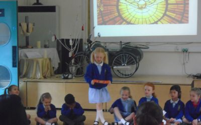 Pentecost Liturgy with Year 1