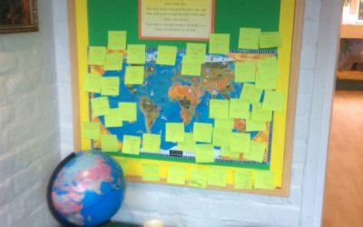 The World Prayer Space