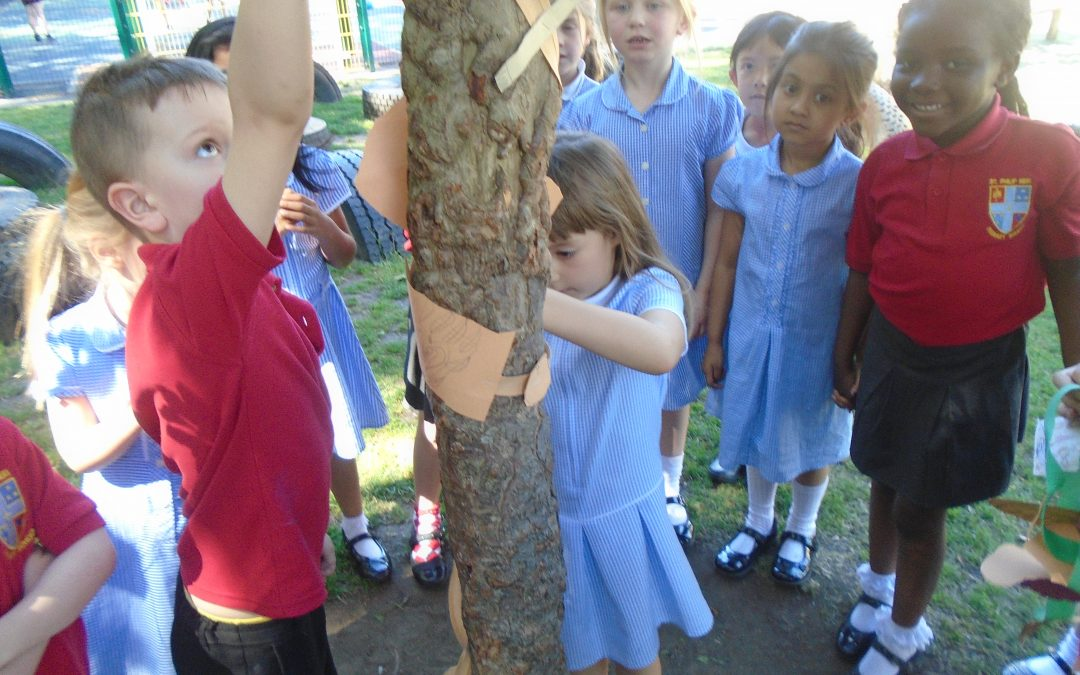 Keen to be Green in Year 1
