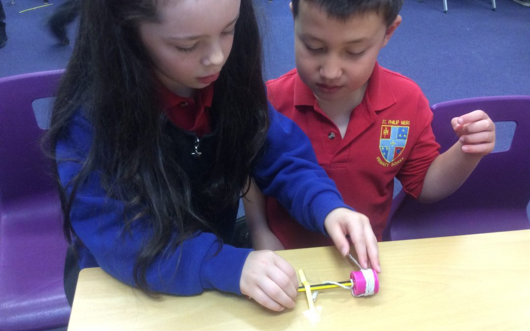 Pulleys in Class 2.