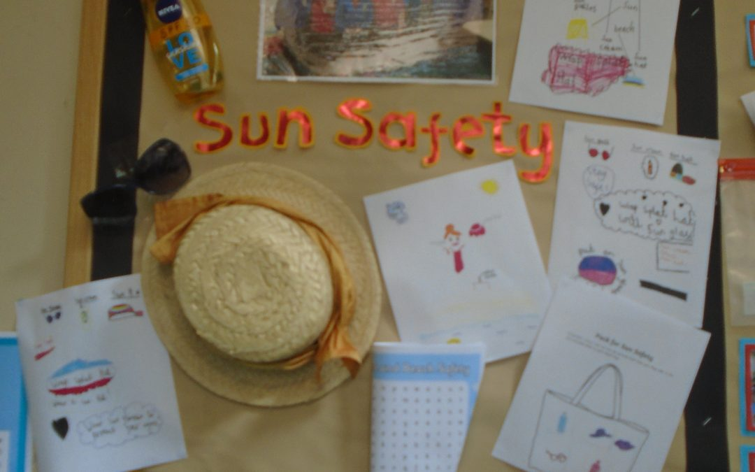 Stay safe in the sun!
