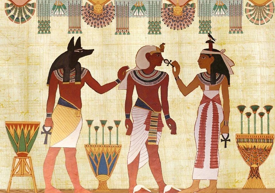 Egyptian Workshop Year 5
